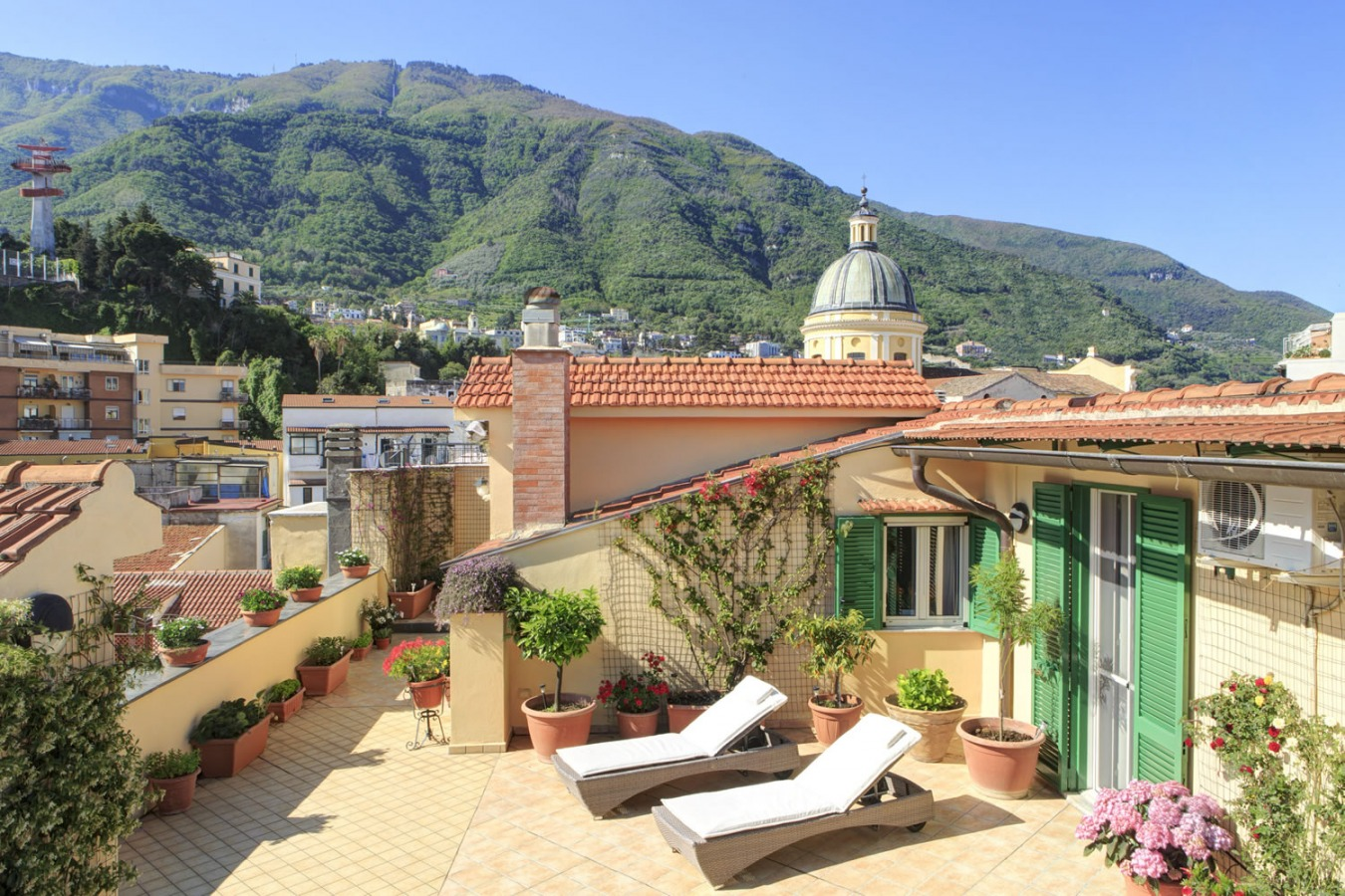 Bed and Breakfast Tetto Fiorito - The Photo gallery